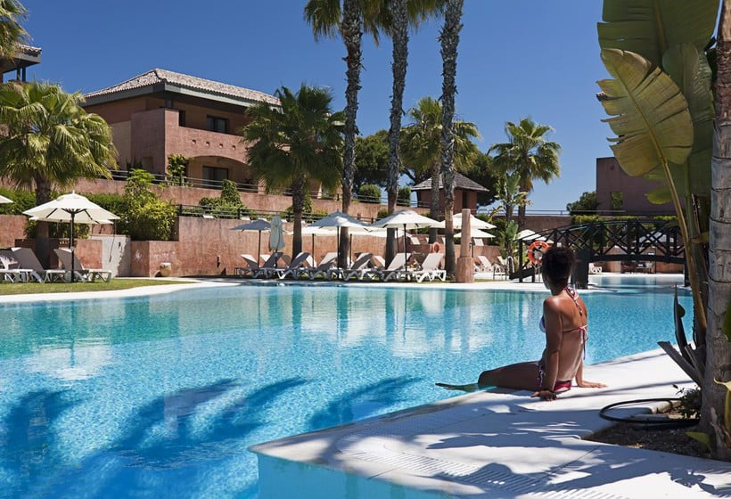 Piscina Islantilla Golf Resort