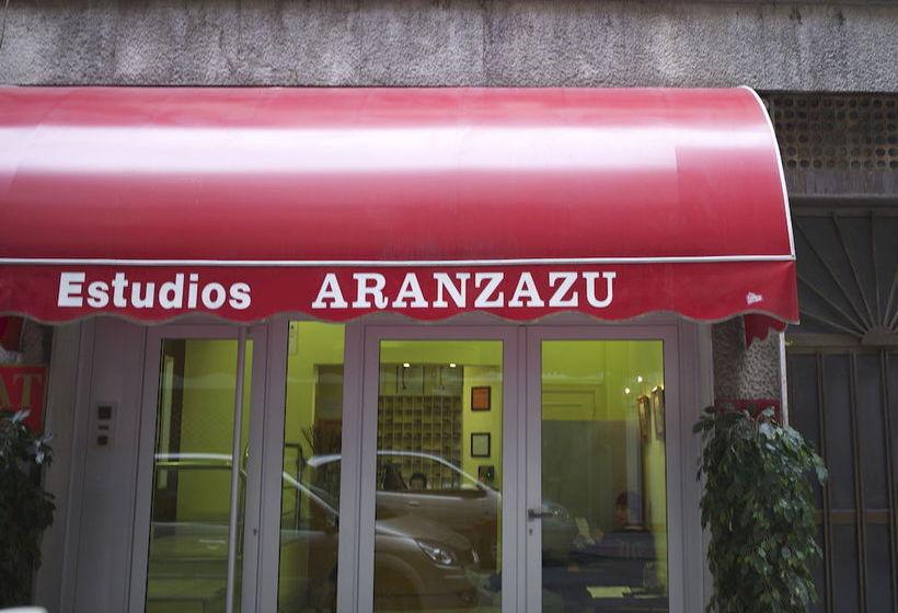 Aussenbereich Apartamentos Aránzazu Santander