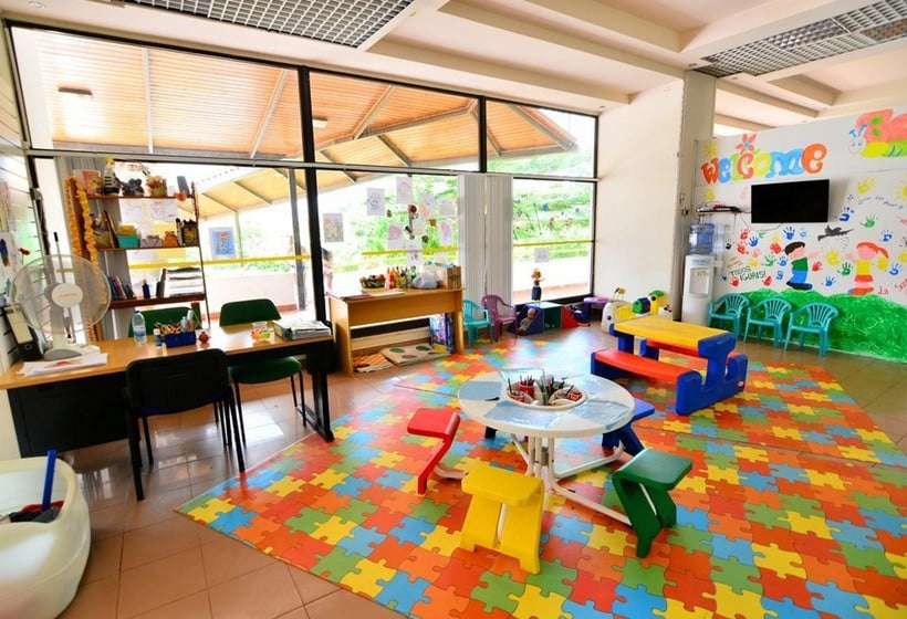 Children facilities Clube Praia da Rocha by ITC