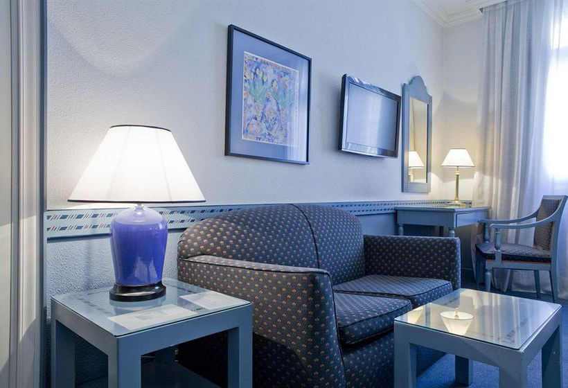 Quarto Espahotel Gran Via Madrid