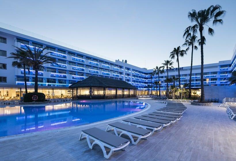 حمام سباحة فندق Best Marítim كامبريلس