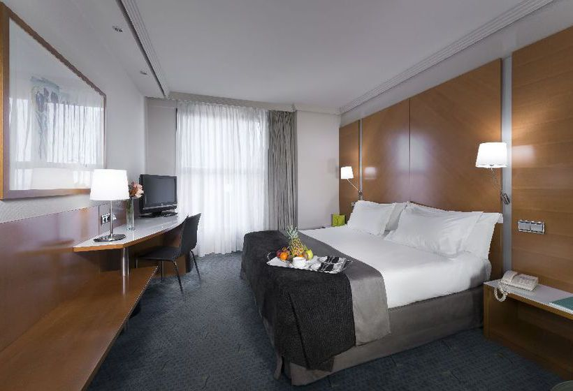 Room Hotel Exe Plaza Madrid
