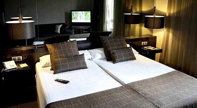 Room Hotel Mirador de Chamartín Madrid