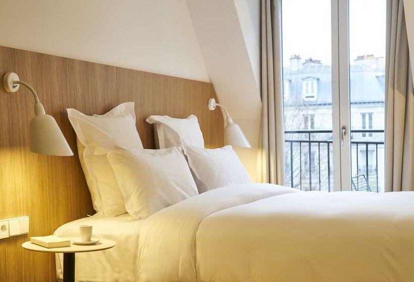 Hotel Pavillon République Les Halles París