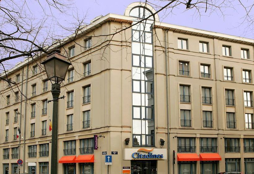 Citadines Sainte Catherine Brussels بروكسل