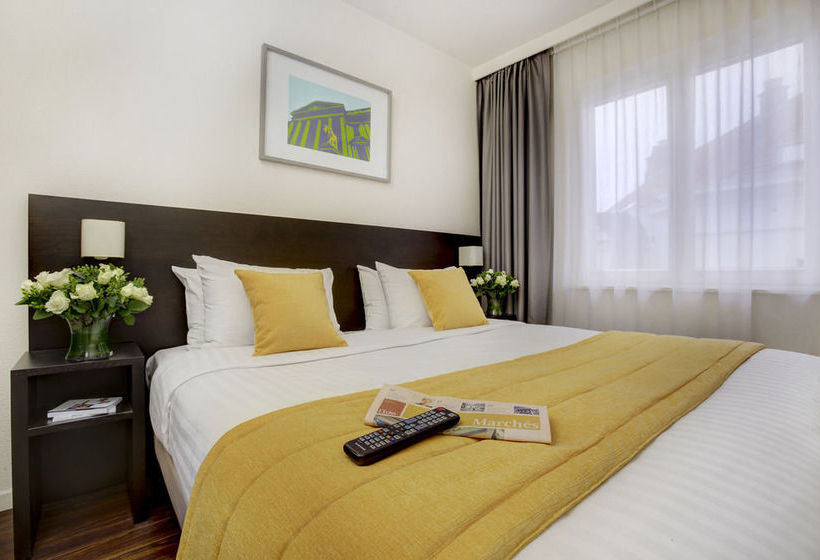 Citadines Sainte Catherine Brussels ブリュッセル