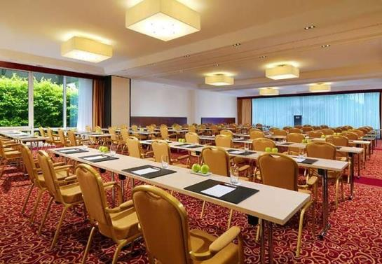 Heidelberg Marriott Hotel ハイデルべルグ