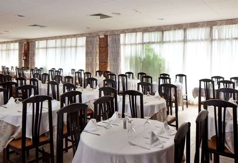 Restaurante Hotel H Top Royal Beach Lloret de Mar