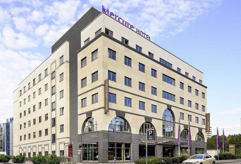 فندق Mercure Frankfurt Eschborn