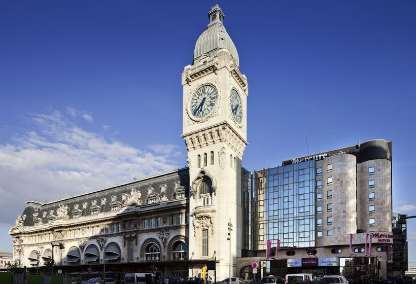 ホテル Mercure Paris Gare de Lyon パリ
