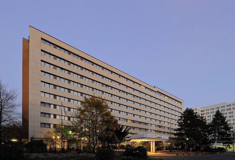 Hotel Radisson Blu Scandinavia Dusseldorf Duesseldorf