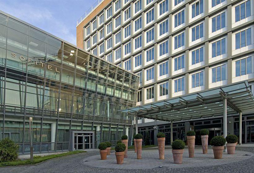 Hôtel Sofitel Hamburg Alter Wall Hambourg