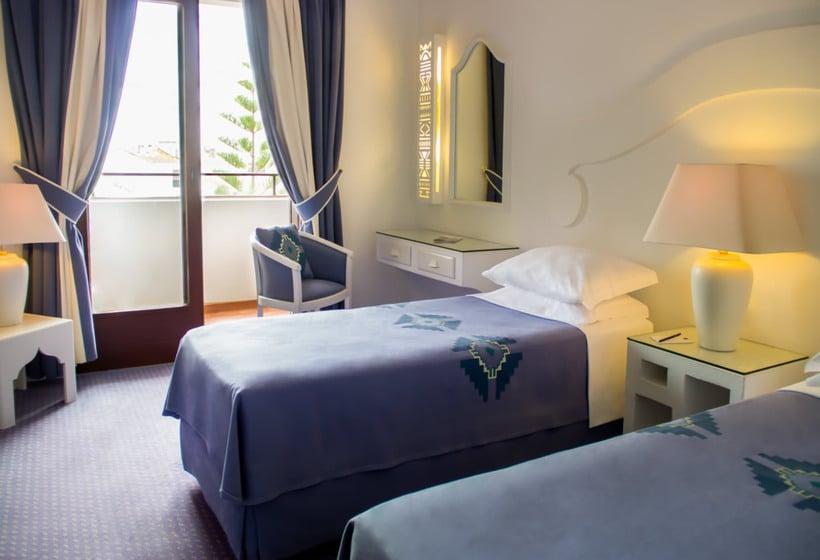 Chambre Hôtel Tivoli Lagos