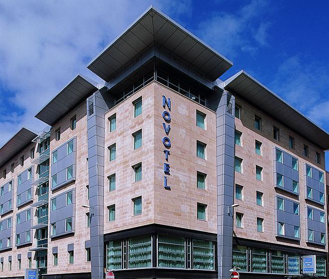 Novotel Glasgow Centre Hotel グラスゴー