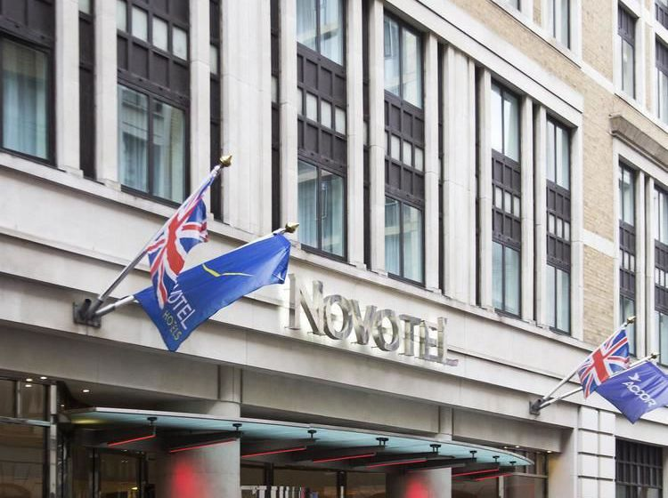 Novotel London Tower Bridge Londra