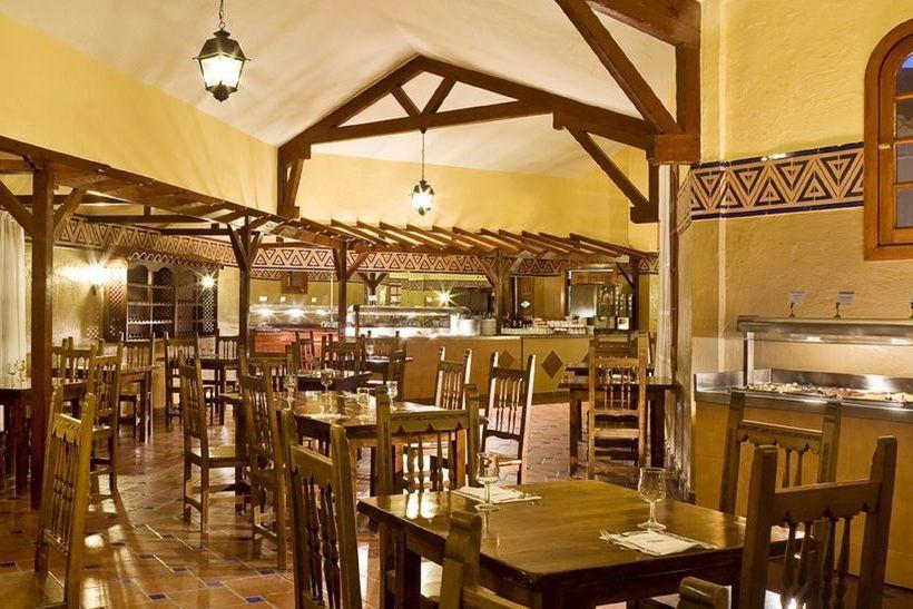 مطعم Hesperia Bristol Playa كوراليخو