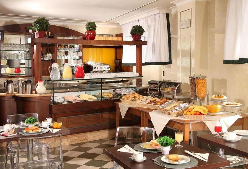 ホテル Alessandrino ローマ