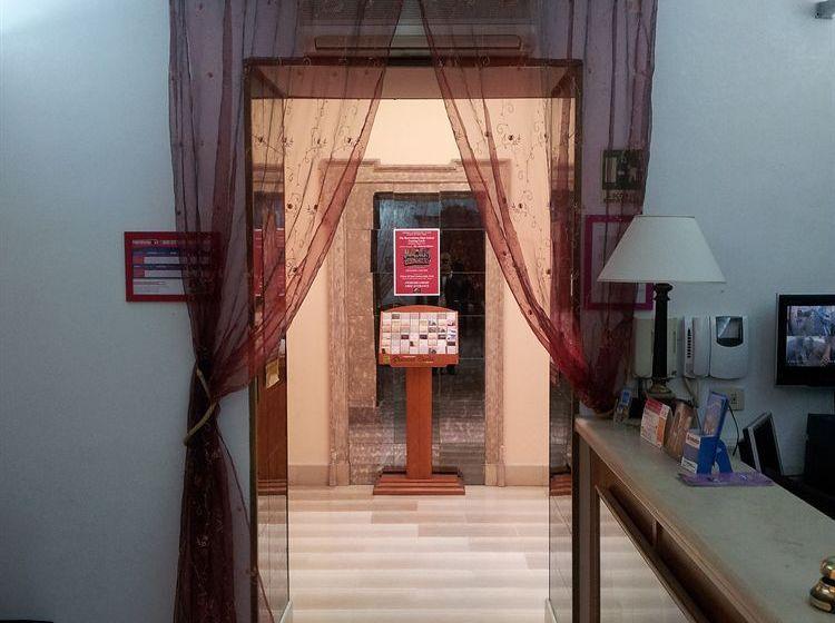 Hôtel Center 1-2-3 Rome