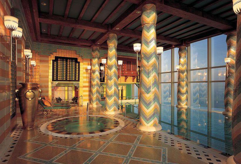 Wellness Hotel Burj Al Arab Jumeirah Dubai
