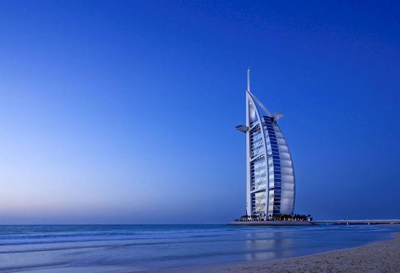 Aussenbereich Hotel Burj Al Arab Jumeirah Dubai