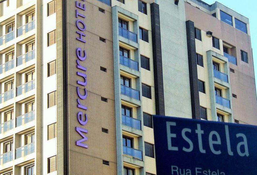 Hotel Mercure Apartments São Paulo Saint Lawrence Sao Paulo
