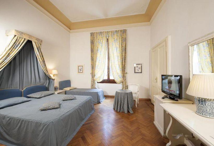 Hôtel Palazzo Ruspoli Florence