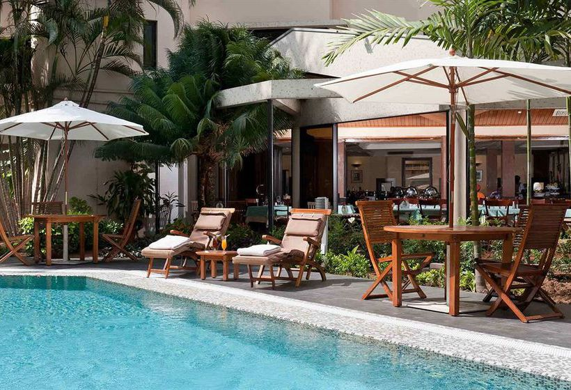 Hôtel The Moorhouse IKoyi Lagos