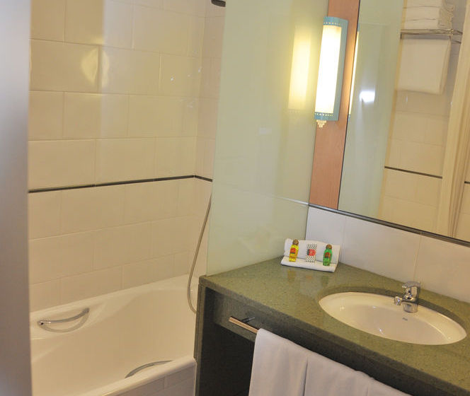 Bathroom Hotel Tropical Les Escaldes-Engordany
