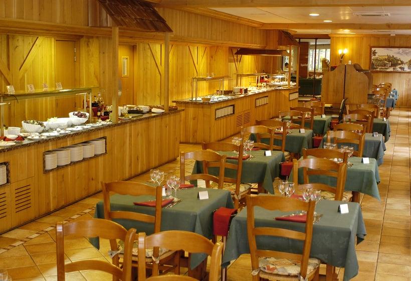 Restaurant Hotel Tropical Les Escaldes-Engordany