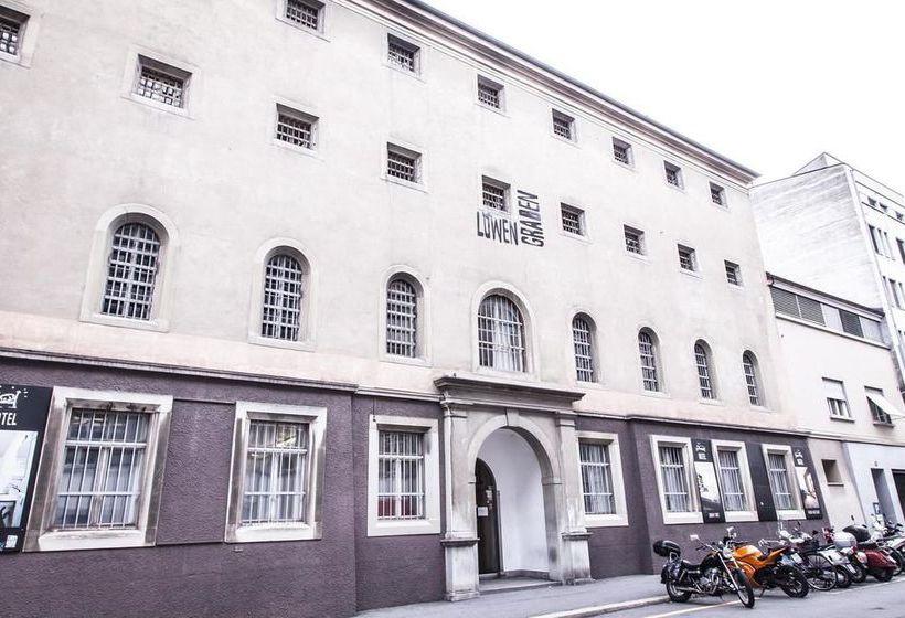 Jailhotel Lowengraben Lucerna