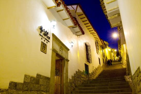 Los Apus Hotel & Mirador 쿠스코