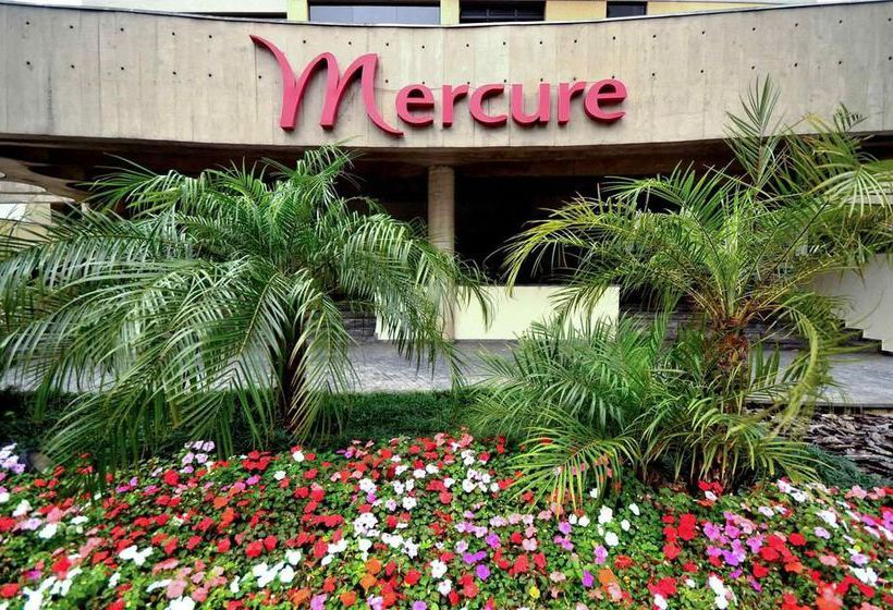 Mercure Apartments Sao Paulo Moema
