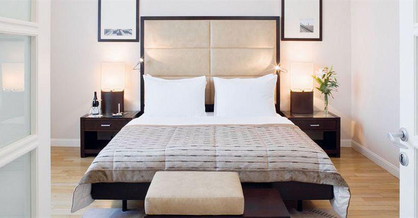 Zimmer Mövenpick Hotel Istanbul
