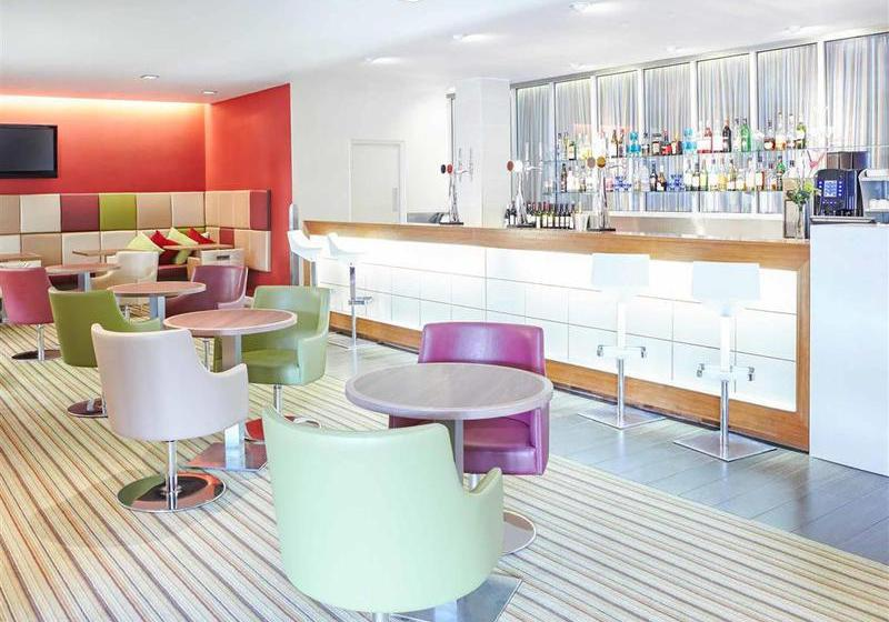 Novotel Newcastle Airport Newcastle Upon Tyne