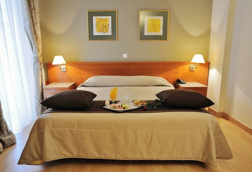 Zimmer Acropolis Select Hotel Athen