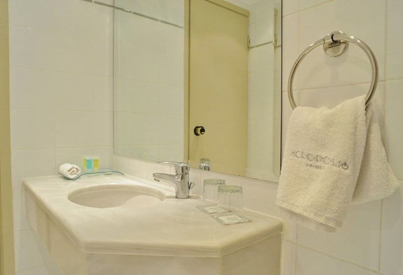 Bathroom Acropolis Select Hotel أثينا