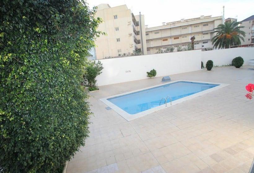Schwimmbad Apartamentos San Jaime Benidorm