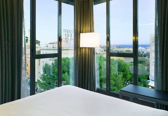 Camera Hotel AC Ciutat de Palma Palma di Maiorca