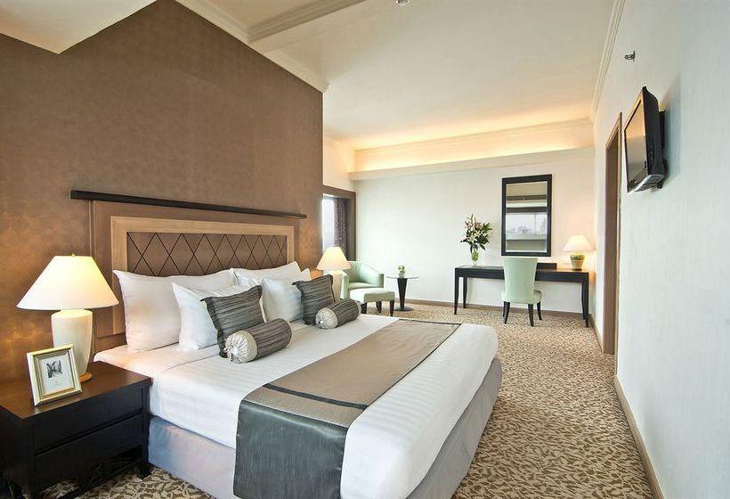 هتل Baiyoke Sky بانکوک