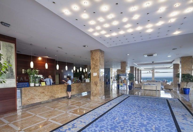 Réception Hôtel Best Benalmádena Benalmadena