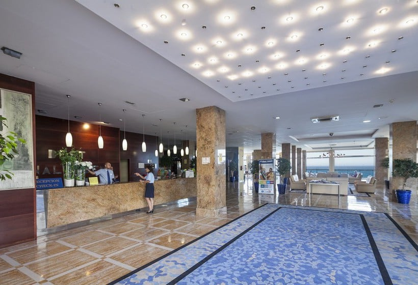 Reception Hotel Best Benalmádena