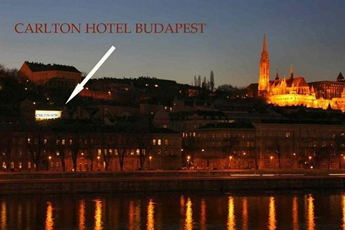 Hôtel Carlton Budapest