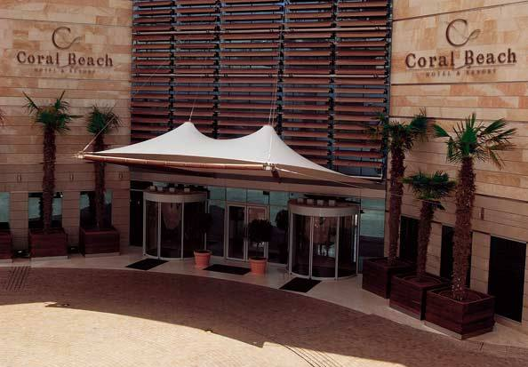 فندق Coral Beach & Resort بيروت