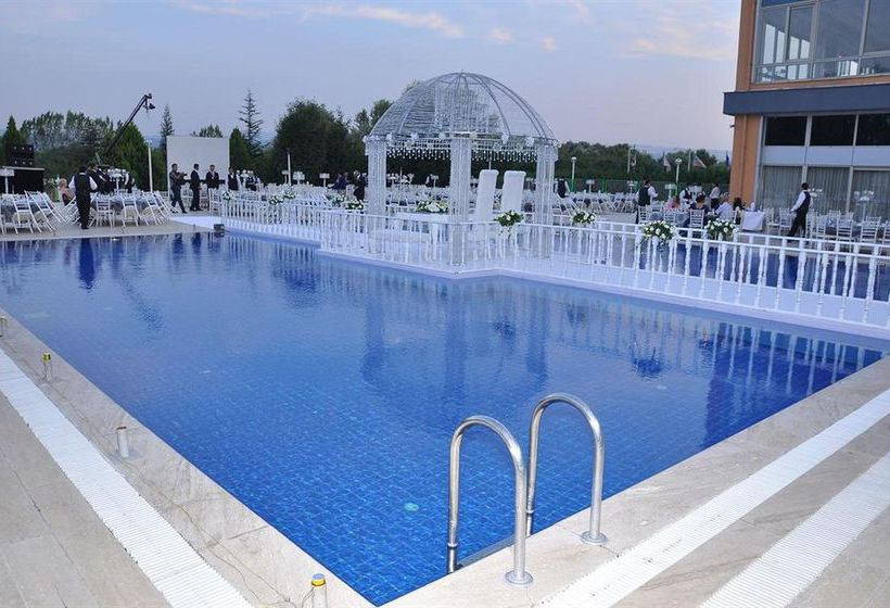 호텔 Holiday Inn Bursa 버사