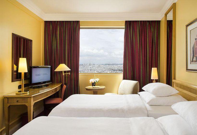 Hotel Hyatt Regency Paris Etoile París