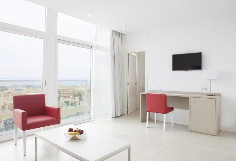Zimmer Hotel Ibersol Alay Benalmadena