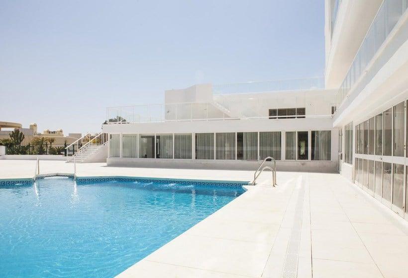 Schwimmbad Hotel Ibersol Alay Benalmadena