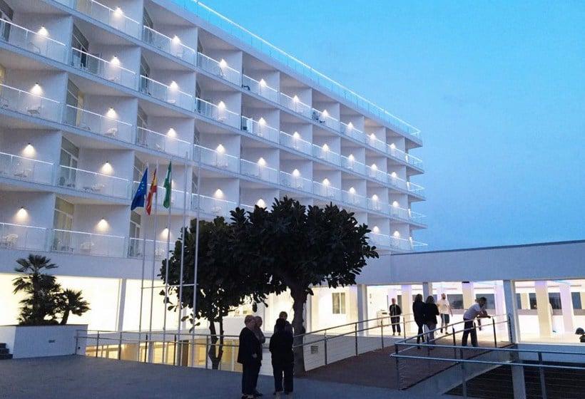 Aussenbereich Hotel Ibersol Alay Benalmadena