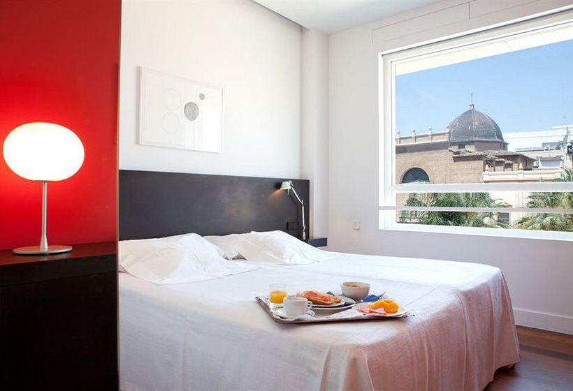Hotel Marina Atarazanas Valencia