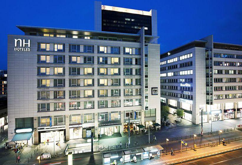 Hotel NH Berlin Friedrichstrasse Berlín